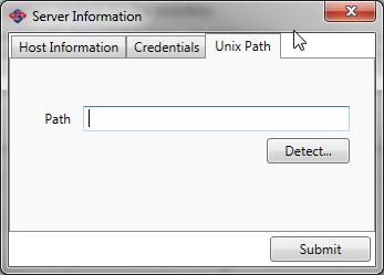 Service Ccontrol Unix Path